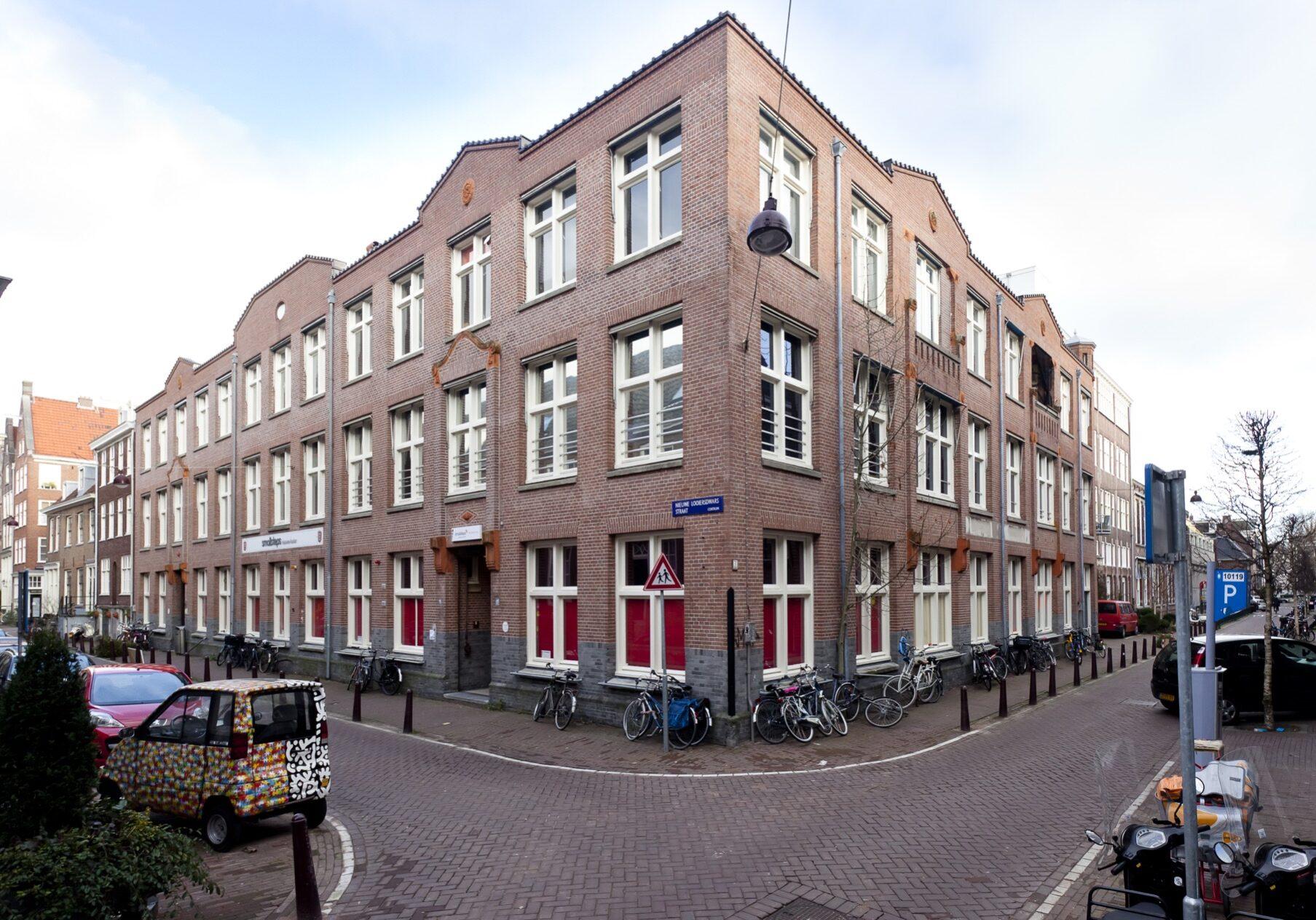 SUIKERWERKFABRIEK - Nieuwe Looiersdwarsstraat | Amsterdam