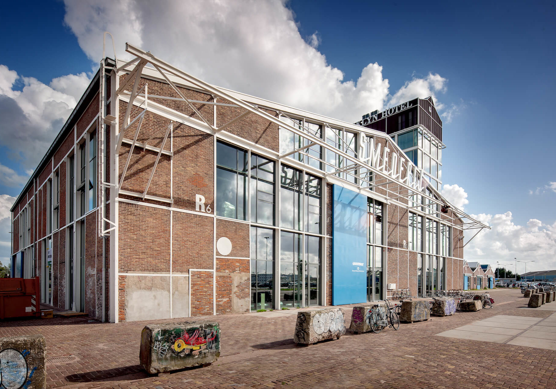 DE SMEDERIJ - NSDM Werf | Amsterdam